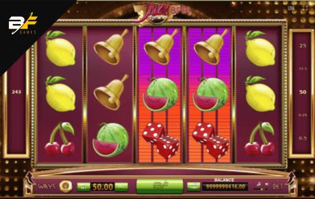 Jazz Spin slot machine