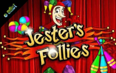 jester's follies slot machine online