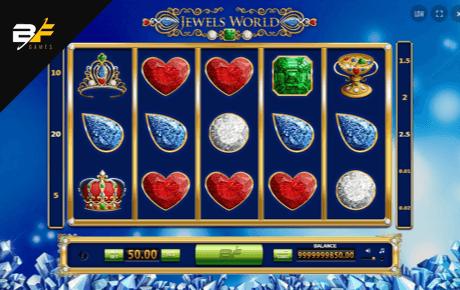 jewels world slot machine online