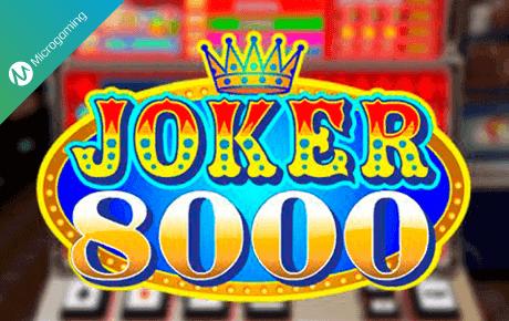joker 8000 slot machine online