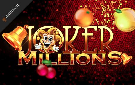 joker millions slot machine online