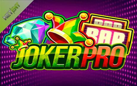 joker pro slot machine online