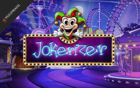 Jokerizer slot machine