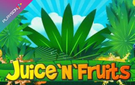 juice'n'fruits slot machine online