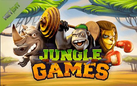 jungle games slot machine online