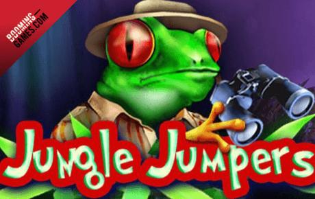 Jungle Jumpers slot machine
