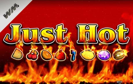 Just Hot slot machine