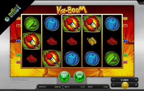 ka-boom slot machine online
