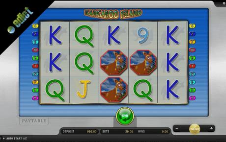Kangaroo Island slot machine
