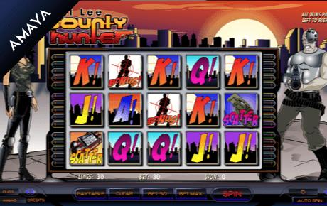 kat lee: bounty hunter slot machine online