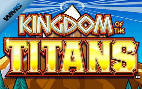 kingdom of the titans slot machine online