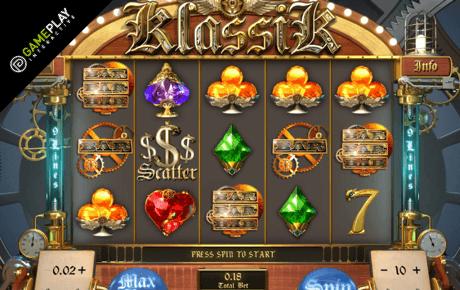 klassik slot machine online