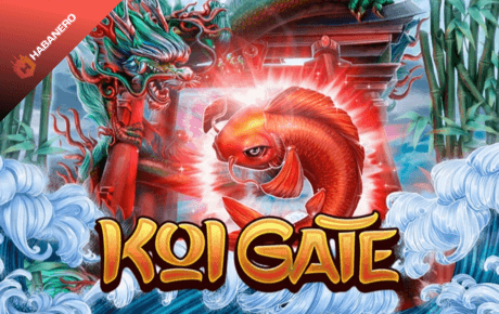 koi gate slot machine online