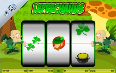 leprechauns slot machine online
