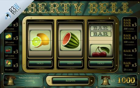 liberty bell slot machine online