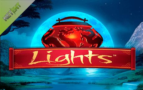 lights slot machine online
