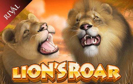 lion's roar slot machine online