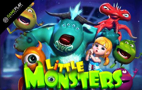 little monsters slot machine online