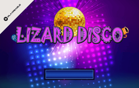 Lizard Disco slot machine
