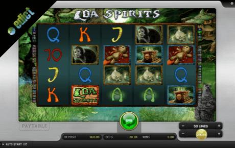 loa spirits slot machine online