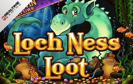 loch ness loot slot machine online