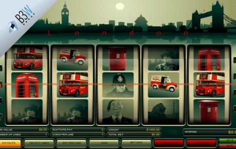 london slot machine online