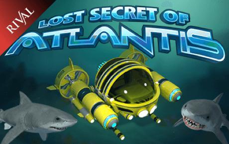 lost secret of atlantis slot machine online