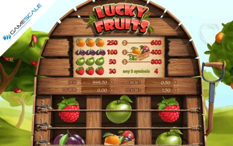 lucky fruits slot machine online