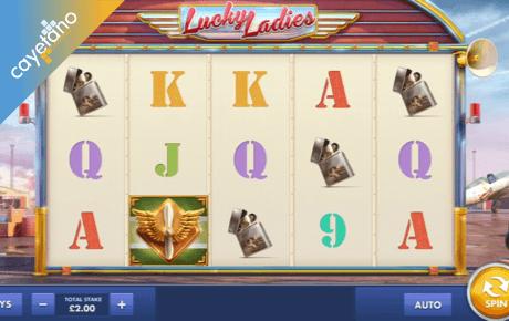 lucky ladies slot machine online