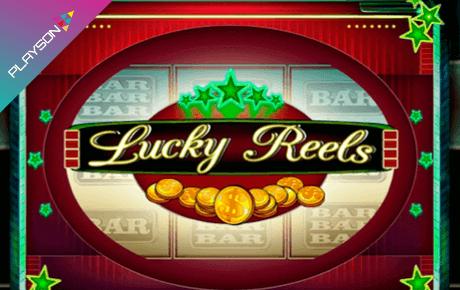 lucky reels slot machine online