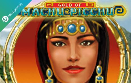The Wonders Of Machu Picchu Slot Machine