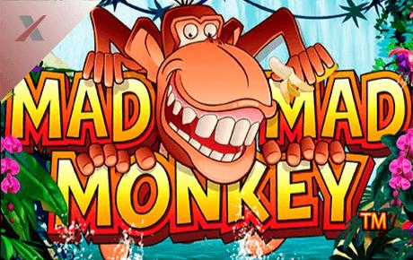 mad mad monkey slot machine online