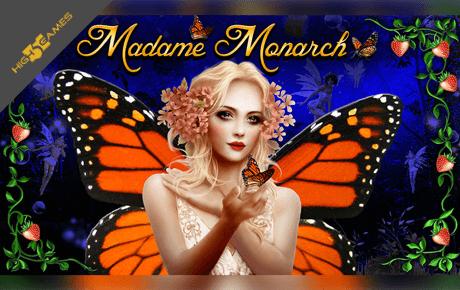 Madame Monarch slot machine