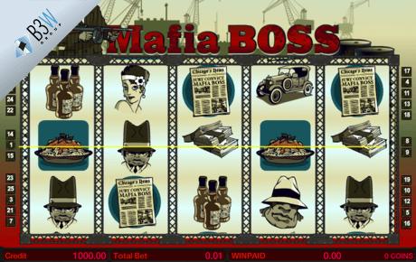 mafia boss slot machine online
