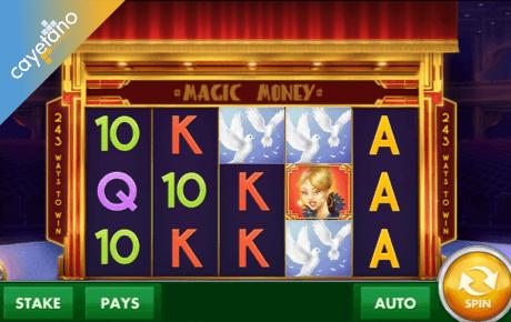 magic money slot machine online