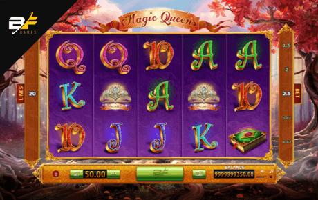 magic queens slot machine online