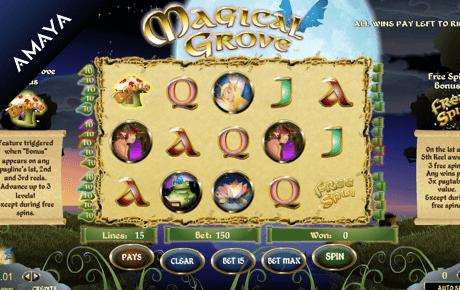 magical grove slot machine online