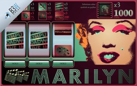 marilyn slot machine online