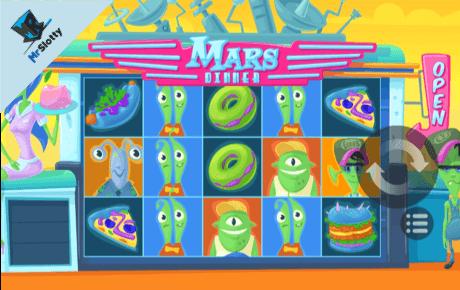 mars dinner slot machine online