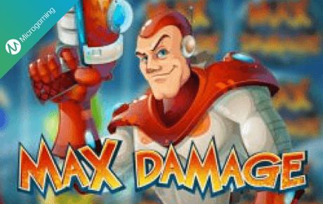 Max Damage slot machine