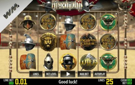 Maximum slot machine