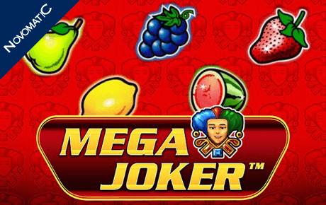 mega joker slot machine online