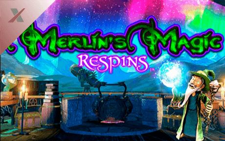 merlin's magic respins slot machine online