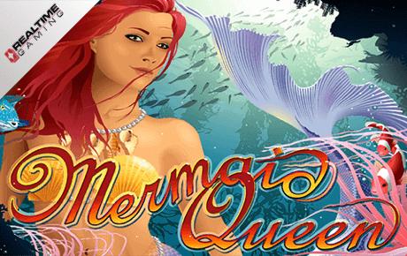 mermaid queen slot machine online