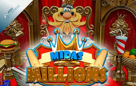 midas millions slot machine online