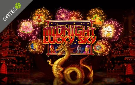 Midnight Lucky Sky slot machine
