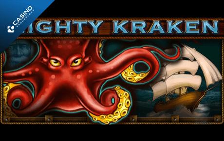 Mighty Kraken slot machine