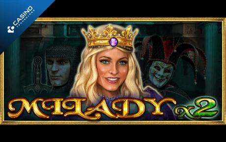Milady x2 slot machine
