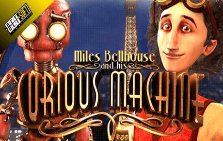 miles bellhouse and curious machine slot machine online