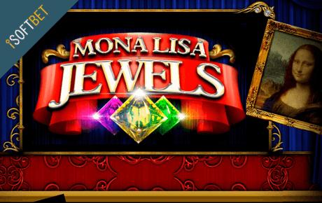 mona lisa jewels slot machine online